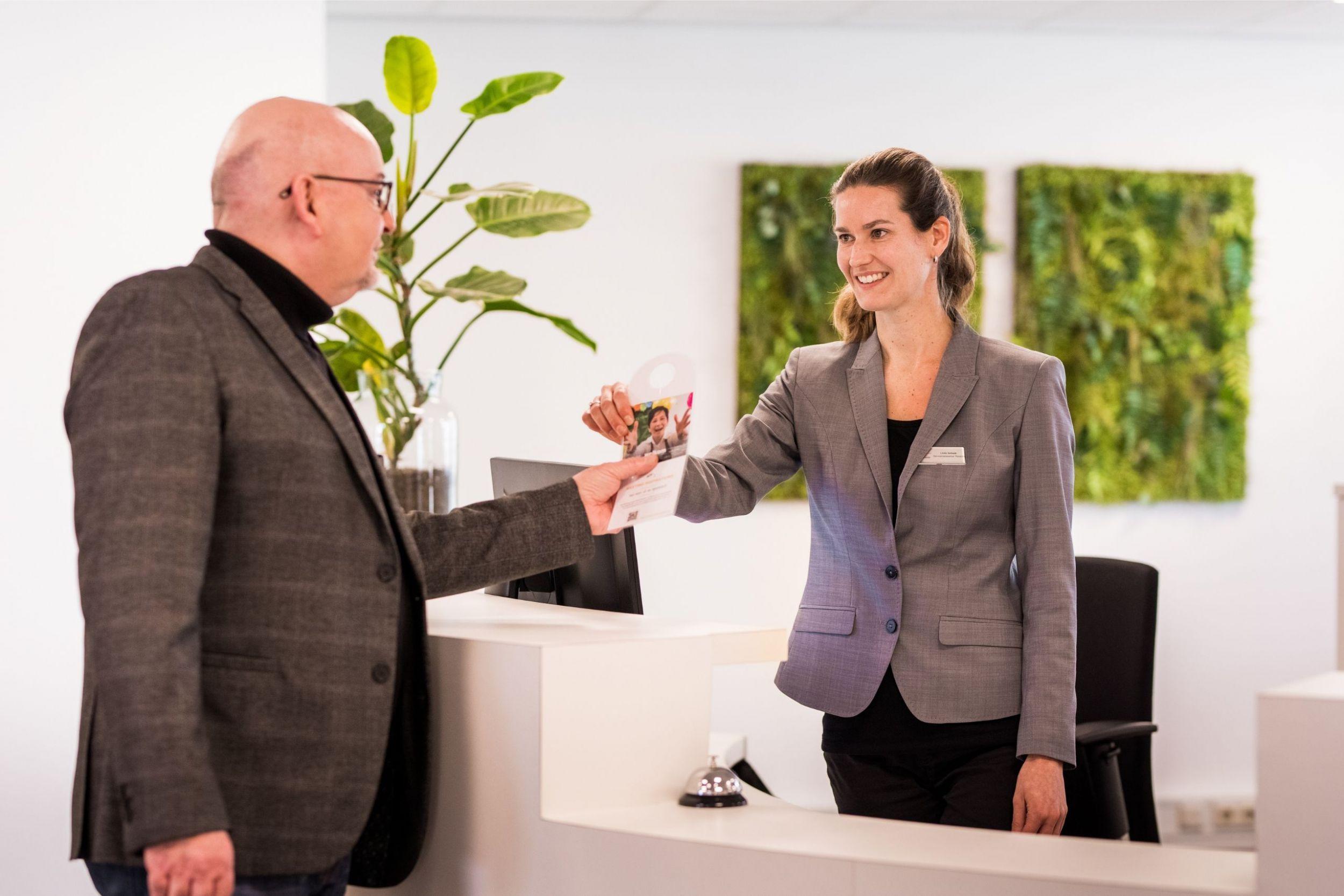 Meeting Operations - Meeting Service formule